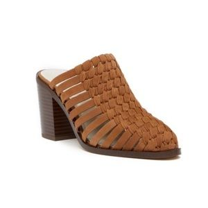 1.State Licha Leather Mule Shoes